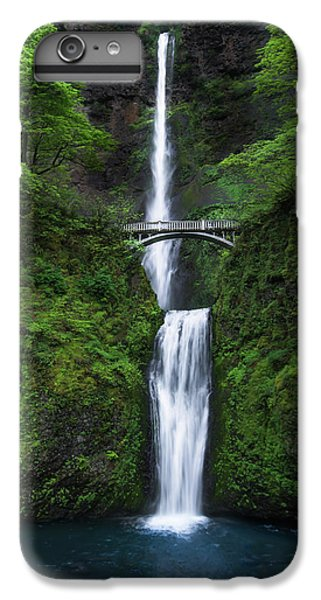 Yosemite National Park iPhone 6s Plus Case - Mystic Falls by Larry Marshall