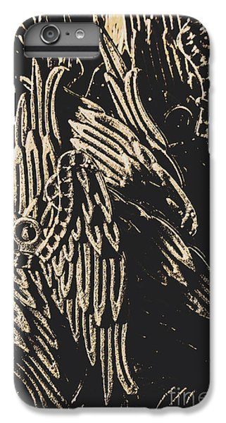 Pendant iPhone 6s Plus Case - Mythical Angels From History Past by Jorgo Photography - Wall Art Gallery