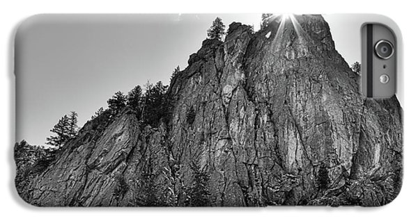 IPhone 6s Plus Case featuring the photograph Narrows Pinnacle Boulder Canyon by James BO Insogna