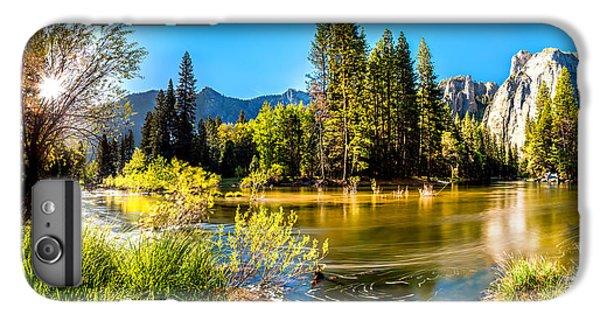 Yosemite National Park iPhone 6s Plus Case - Nature's Awakening by Az Jackson