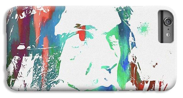 Neil Young Paint Splatter IPhone 6s Plus Case
