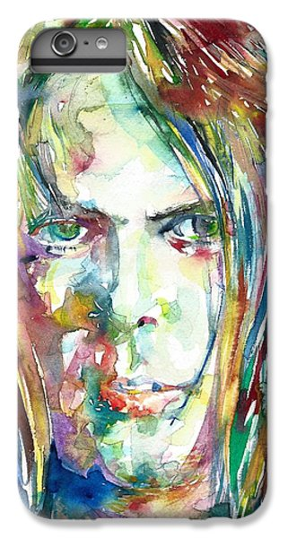 Neil Young Portrait IPhone 6s Plus Case