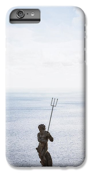 Greece iPhone 6s Plus Case - Neptune by Joana Kruse