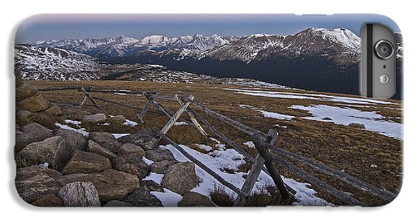Never Summer Range IPhone 6s Plus Case by Gary Lengyel