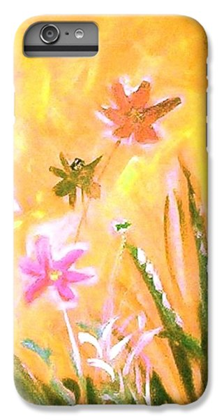New Daisies IPhone 6s Plus Case by Winsome Gunning