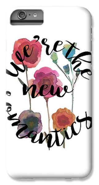 New Romantics IPhone 6s Plus Case by Patricia Abreu