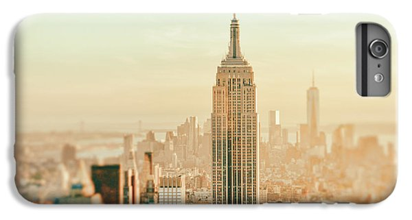 New York City - Skyline Dream IPhone 6s Plus Case by Vivienne Gucwa