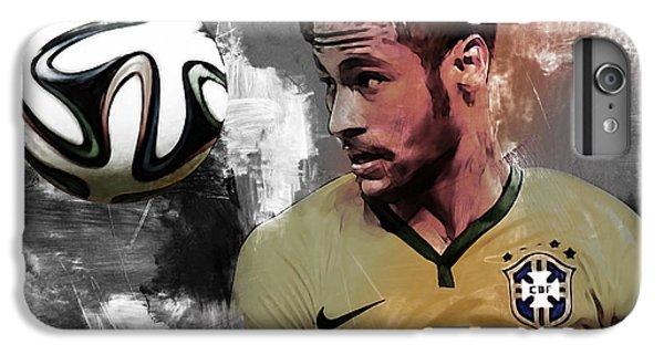 Neymar 051a IPhone 6s Plus Case by Gull G