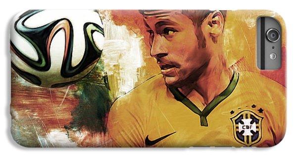 Neymar 05d IPhone 6s Plus Case by Gull G