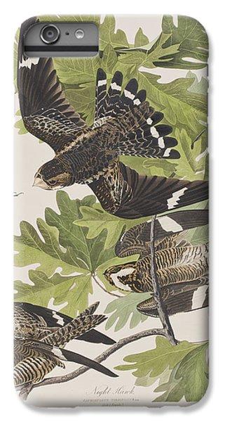 Night Hawk IPhone 6s Plus Case by John James Audubon