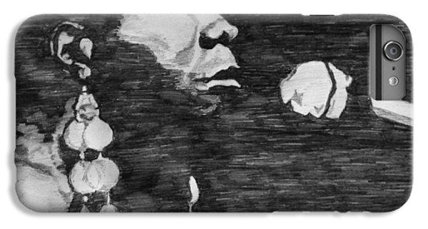 Nina Simone IPhone 6s Plus Case by Rachel Natalie Rawlins