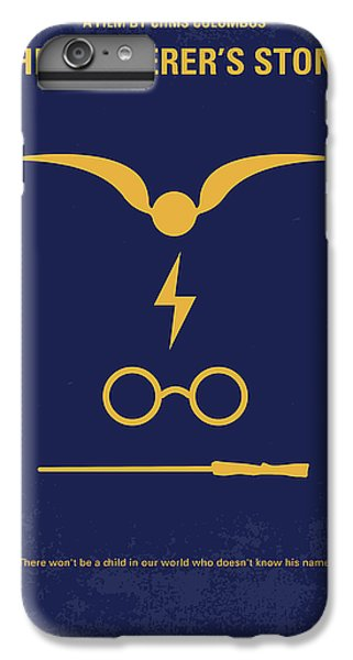 Time iPhone 6s Plus Case - No101 My Harry Potter Minimal Movie Poster by Chungkong Art