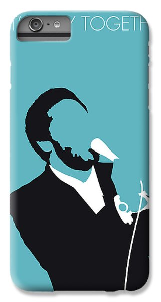 Rhythm And Blues iPhone 6s Plus Case - No135 My Al Green Minimal Music Poster by Chungkong Art