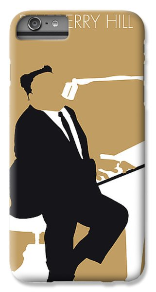 Blueberry iPhone 6s Plus Case - No190 My Fats Domino Minimal Music Poster by Chungkong Art
