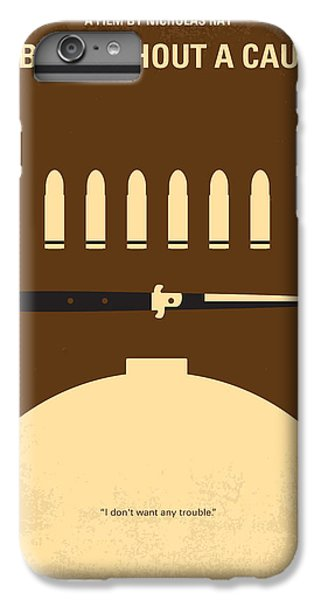 No318 My Rebel Without A Cause Minimal Movie Poster IPhone 6s Plus Case by Chungkong Art