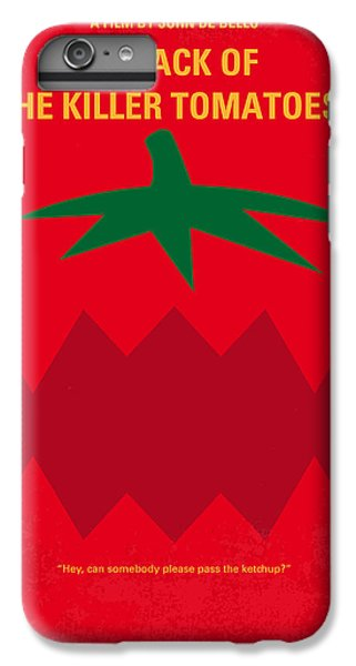 No499 My Attack Of The Killer Tomatoes Minimal Movie Poster IPhone 6s Plus Case