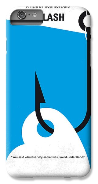 Extinct And Mythical iPhone 6s Plus Case - No625 My Splash Minimal Movie Poster by Chungkong Art