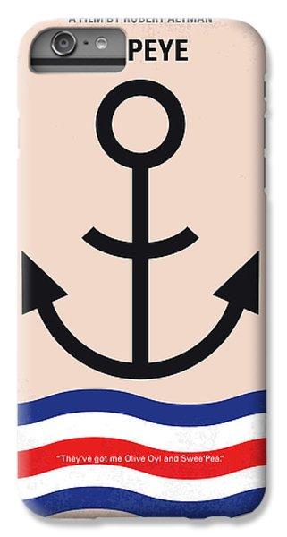 No648 My Popeye Minimal Movie Poster IPhone 6s Plus Case