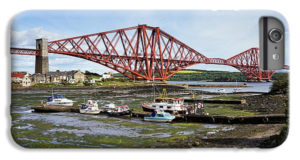 IPhone 6s Plus Case featuring the photograph North Queensferry by Jeremy Lavender Photography