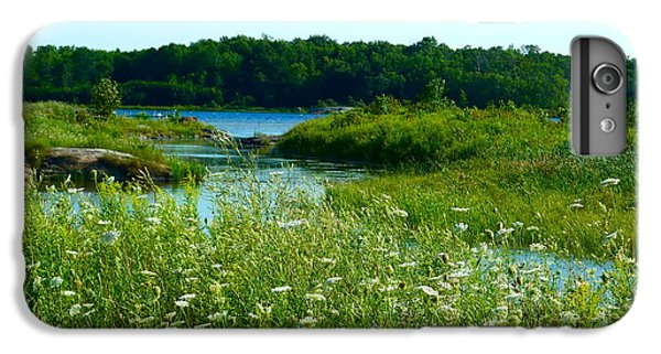 Northern Ontario 1 IPhone 6s Plus Case by Claire Bull