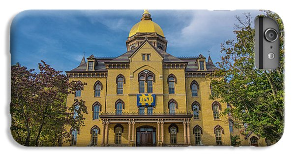 Notre Dame University Golden Dome IPhone 6s Plus Case