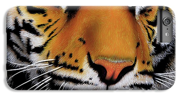 November Tiger IPhone 6s Plus Case