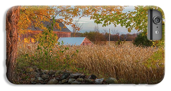 IPhone 6s Plus Case featuring the photograph October Morning 2016 by Bill Wakeley