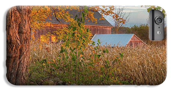 IPhone 6s Plus Case featuring the photograph October Morning 2016 Square by Bill Wakeley