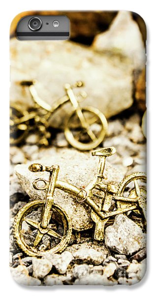 Pendant iPhone 6s Plus Case - Off Road Bike Trinkets by Jorgo Photography - Wall Art Gallery