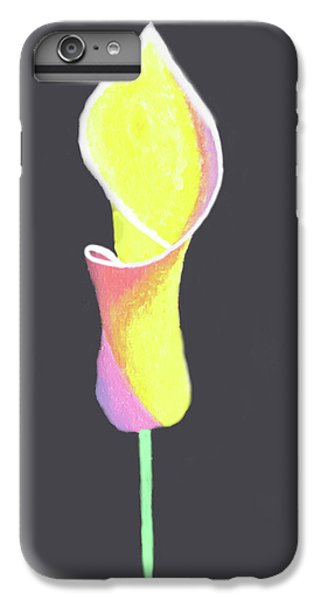 Oh Lily IPhone 6s Plus Case by Cyrionna The Cyerial Artist