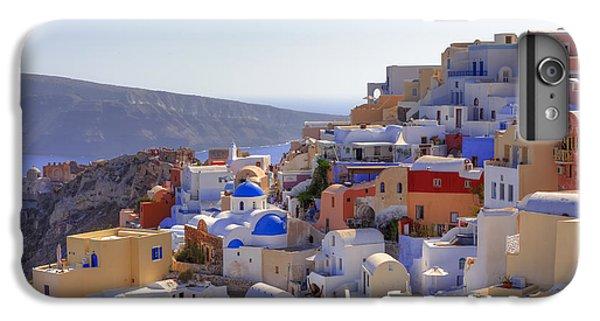 Greece iPhone 6s Plus Case - Oia - Santorini by Joana Kruse