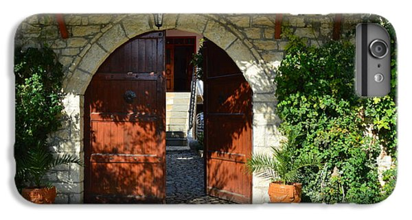Old House Door IPhone 6s Plus Case by Nuri Osmani