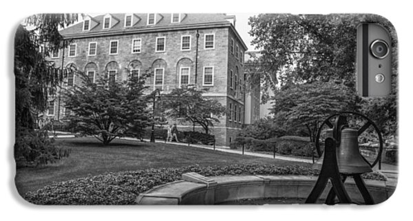 Old Main Penn State University  IPhone 6s Plus Case by John McGraw