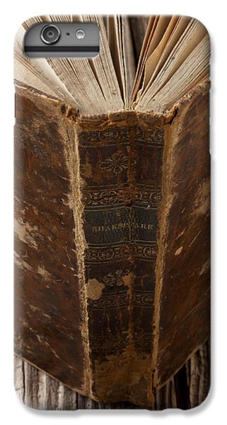 Spines iPhone 6s Plus Case - Old Shakespeare Book by Garry Gay