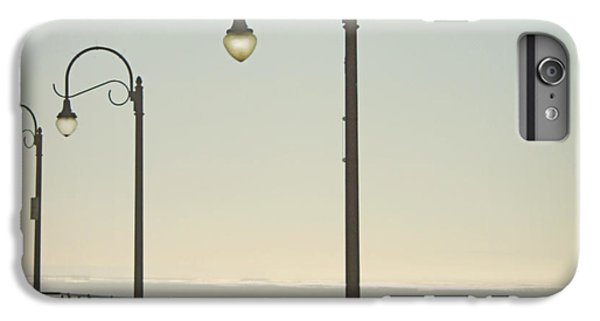 On The Pier IPhone 6s Plus Case by Linda Woods