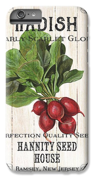 Organic Seed Packet 3 IPhone 6s Plus Case by Debbie DeWitt