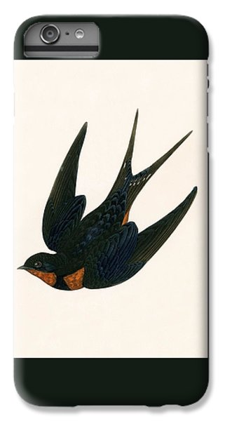 Oriental Chimney Swallow IPhone 6s Plus Case