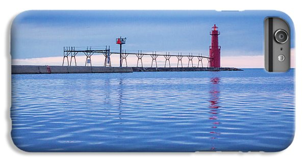 IPhone 6s Plus Case featuring the photograph Out Of The Blue by Bill Pevlor