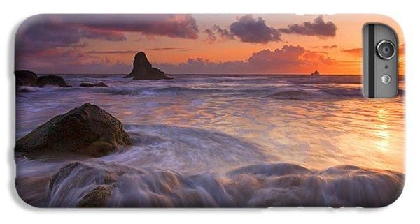 Beach iPhone 6s Plus Case - Overcome by Mike  Dawson