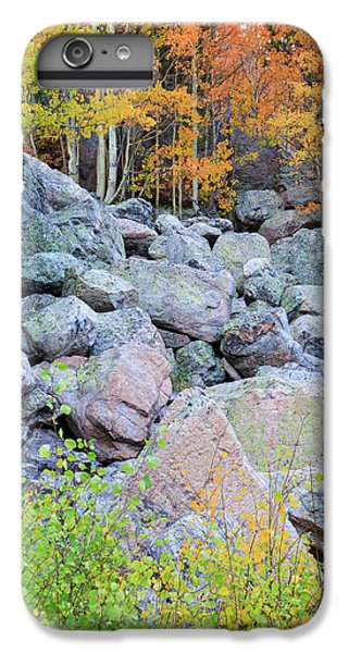 IPhone 6s Plus Case featuring the photograph Painted Rocks by David Chandler