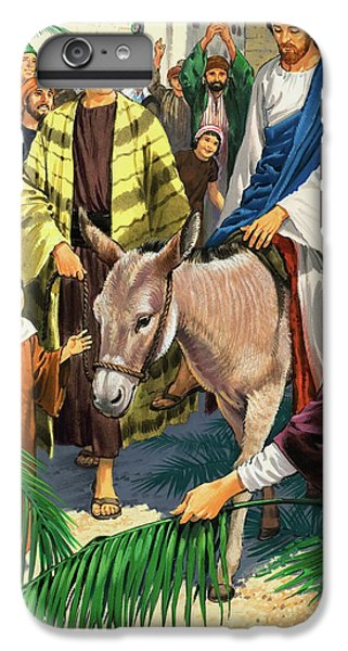Palm Sunday IPhone 6s Plus Case