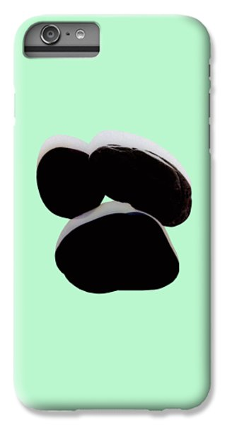 iPhone 6s Plus Case - Paranormale Stones - Shadows by Orphelia Aristal