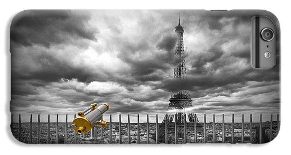Paris Composing IPhone 6s Plus Case