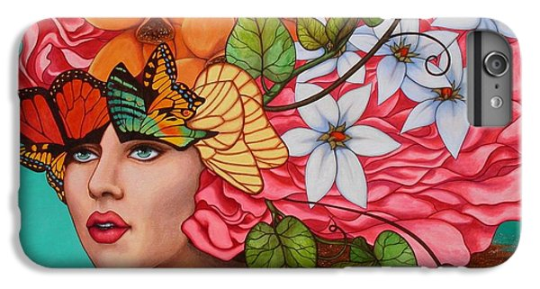 Fairy iPhone 6s Plus Case - Passionate Pursuit by Helena Rose