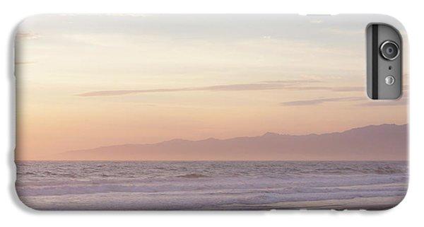 Venice Beach iPhone 6s Plus Case - Pastel Sunset by Ana V Ramirez