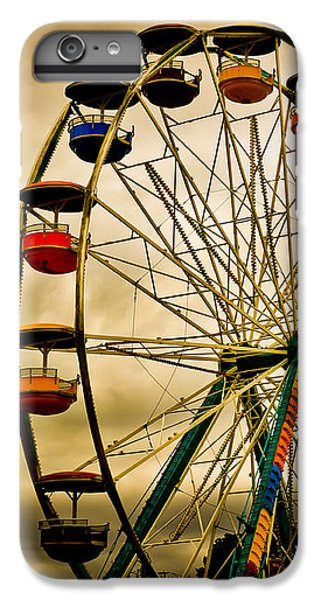 Wizard iPhone 6s Plus Case - Patch Of Blue by Bob Orsillo