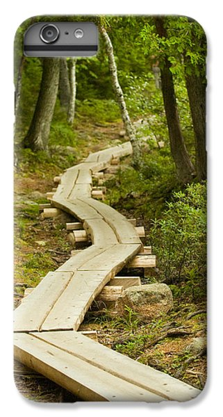 Path Into Unknown IPhone 6s Plus Case by Sebastian Musial