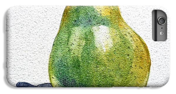 Pear IPhone 6s Plus Case by Irina Sztukowski