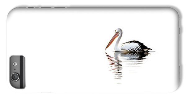 Pelican iPhone 6s Plus Case - Pelican Adrift by Az Jackson
