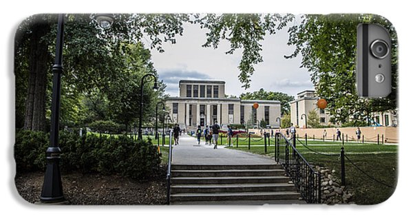Penn State Library  IPhone 6s Plus Case by John McGraw